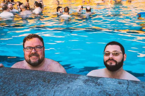 XL Bears Pool Party - Deep End